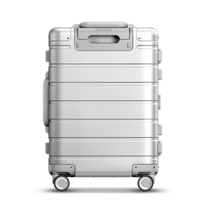 90FUN Metal Travel Suitcase