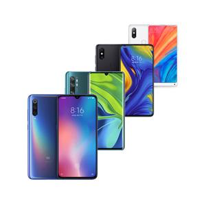 Mejores Smartphones Mi de Xiaomi (Globales)